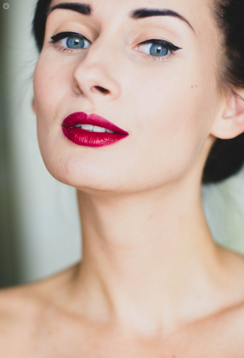 Los hilos tensores permiten un efecto lifting sobre el rostro sin cirugía