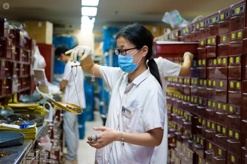 La medicina tradicional china se considera una terapia alternativa - Top Doctors